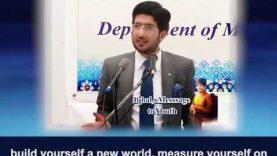 Concept of Iqbal And interpretation of Development of World.